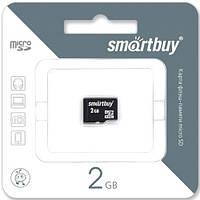 MicroSD 2Gb Smartbuy