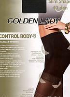 Колготки корректирующие Golden Ledy Control Body 40 den