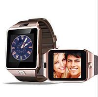 Умные часы - телефон DZ09, умный smartwatch