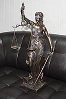 Статуэтка Фемида Veronese 75 см 72919 V4, богиня правосудия
