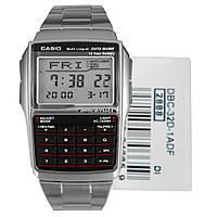 Часы Casio DBC-32D-1AEF с калькулятором оригинал