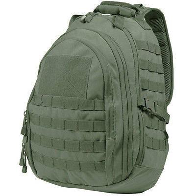 Однолямочный рюкзак 26 л. Condor Sling Bag OD, 140-001 (Оливковый)