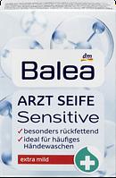 Мыло Balea Arztseife sensitiv, для чувствительной кожи 100 г