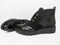 Зимние ботинки на низком ходу, р 36,39,40