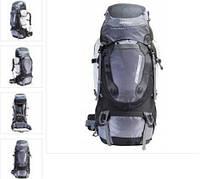 Комфортный рюкзак Campus Nadel 80+20L.