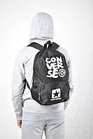 Рюкзак молодежный Converse черный / Converse