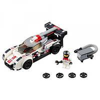 LEGO SPEED CHAMPIONS Ауди Audi R18 e-tron Quatro 75872