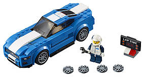 Lego Speed Champions Форд Мустанг Ford Mustang GT