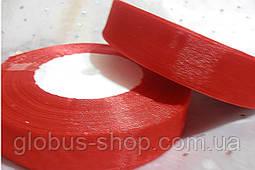 Органза 2 см , цвет красный