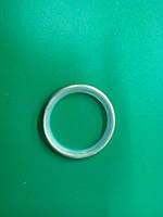 Кольцо тихое 19мм сатин