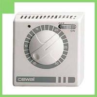 Регулятор температуры CEWAL электронный (с электропроводом)