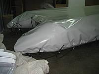 Тент из ПВХ ткани на лодку Бриг