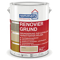 Грунтовка глубокого проникновения для осветления древесины Remmers Renovier-Grund  (Реммерс)