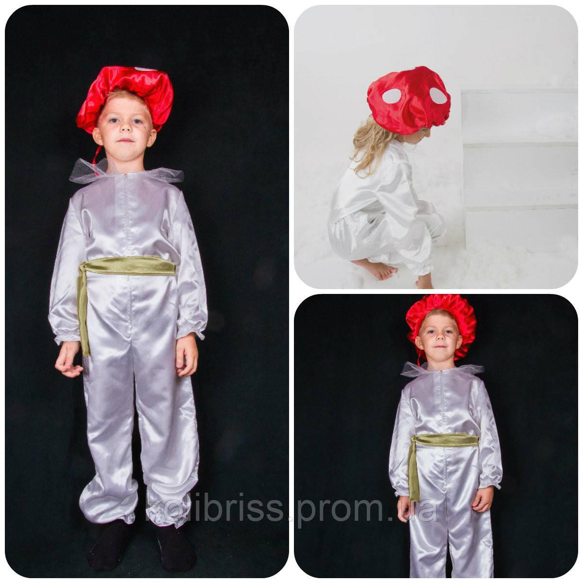 Шикарный костюм мухомора, мухамор, гриб прокат киев
