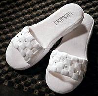 Тапочки від Hamam PREMIUM WHITE розмір 42-43