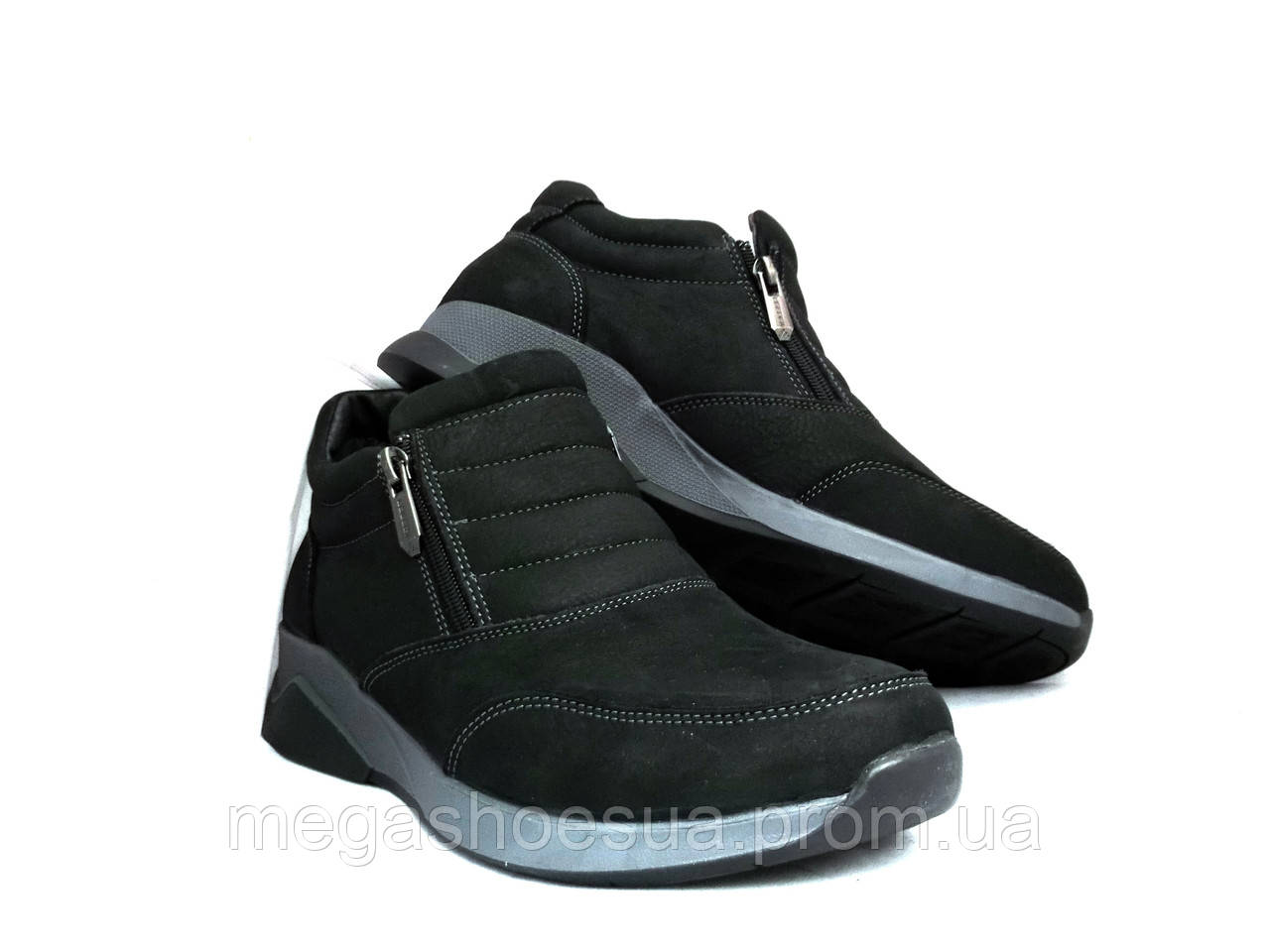 Ботинки мужские Konors Climaheat натуральная кожа комфорт -  Интернет-магазин украинской обуви MegaShoes в Киеве 4e85bc9abd5