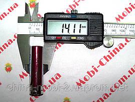 Аккумулятор Li-Ion x-balog 3.7-4.2V 5800mAh 14500  фиолетовый , фото 3