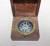 """Сувенирный морской компас """"Роза ветров"""". Подарок мужчине"""