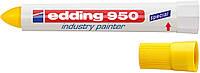 Маркер промышленный edding e-950 Industry Painter желтый