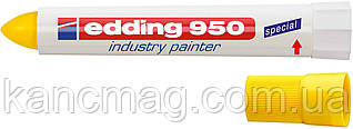 Маркер промышленный edding e-950 Industry Painter желтый