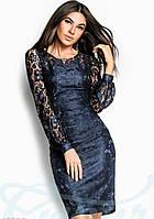 Нарядное платье из гипюра S M L XL