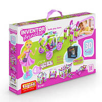 Конструктор серии INVENTOR PRINCESS MOTORIZED 30 в 1 с электродвигателем. Арт. IG30