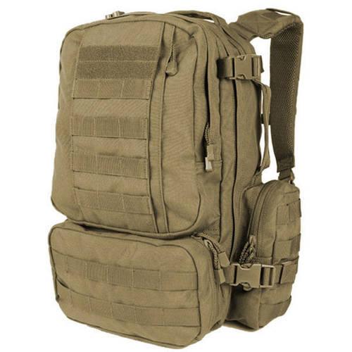 Универсальный рюкзак 23 л. Condor Convoy Outdoor Pack Tan, 169-003 (Тан)