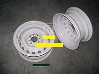 Диск колесный ВАЗ 2101 - 2107 R13Н2х5,5J ШИРОКИЙ! белый (пр-во КрКЗ)