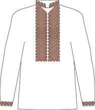 ЧСВП-30. Заготовка Чоловіча сорочка домоткана