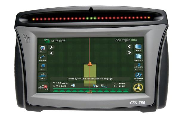Дисплей CFX-750