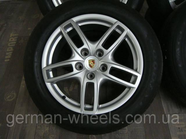 "Колеса Porsche Cayenne 19"" с летними шинами Good Year"