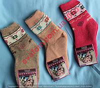Носки из ангоры детские