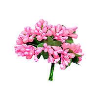 Добавка ярко-розовая 12 шт