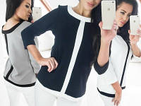 Кофта рубашка туника блузка Ментис, фото 1