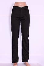 Жіночі джинси великих розмірів на флісі (розміри 30-38.)