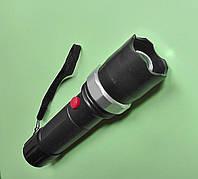 Фонарик светодиодный YL-06, пластиковый корпус