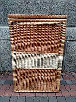 Плетеный ящик для белья , фото 1