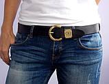 Женский кожаный ремень Calvin Klein Jeans , фото 2