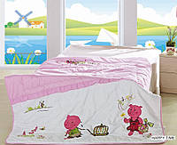 Детское бамбуковое одеяло, 155x215 см,  ARYA Happy Time, Турция