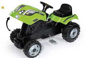 Трактор педальный с прицепом Farmer XL Smoby 710111, фото 2