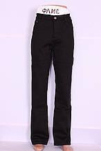 Зимові жіночі джинси великих розмірів Moon Girl (код 7827)