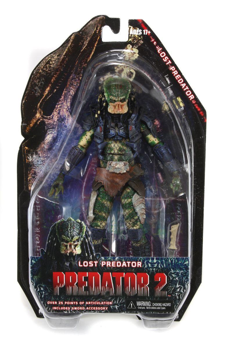 Фигурка потерянный Хищник серия 6 - Lost Predator, Series 6, Neca
