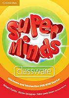 Super Minds Starter Classware CD-ROM and Interactive DVD-ROM