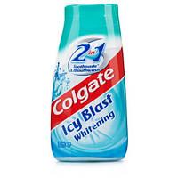 COLGATE Icy Blast отбел. зубная паста 2-в-1, 100 мл