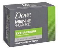 Dove Men +Care Extra Fresh мыло муж., 90 г