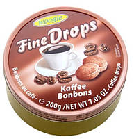 Леденцы Fine Drops Кофе, 200 г