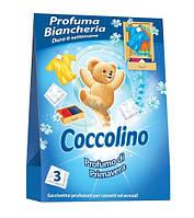 Coccolino ароматизатор для гардероба Синий (на 6 месяцев), 3 шт.