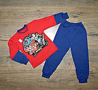 """Детская пижама на баечке """"Нинзяго"""" , рост от 86 до 122 см"""
