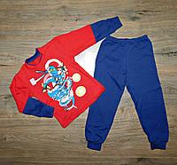 """Детская пижама """"Нинзяго"""", на баечке , рост от 86 до 122 см"""
