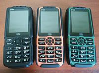 Противоударный громкий телефон LAND ROVER XP3500 с огромной батареей 12000Mah 2 Сим-карты +фонарик